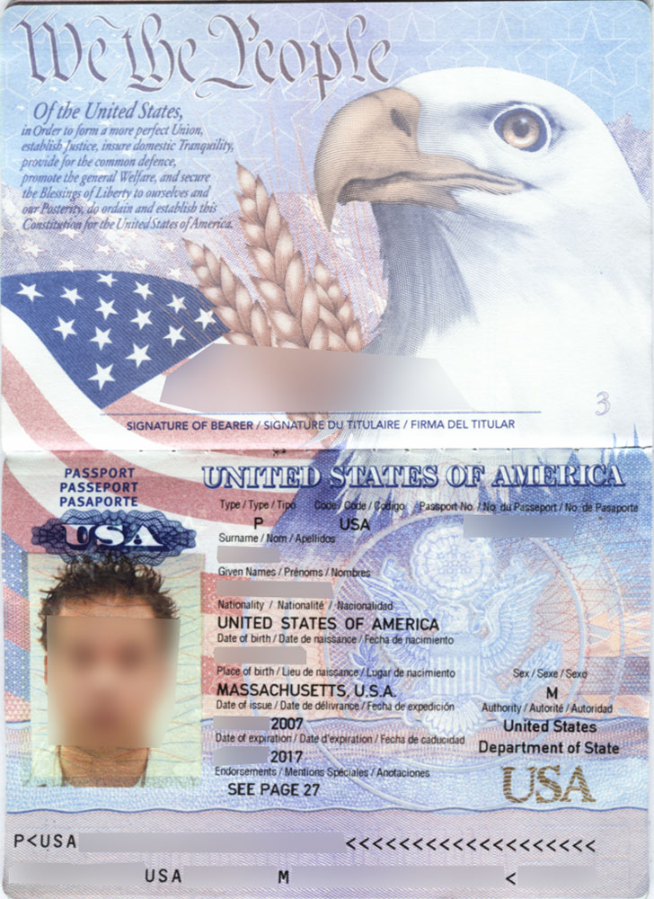 Middle Name On Passport Fastport Passport