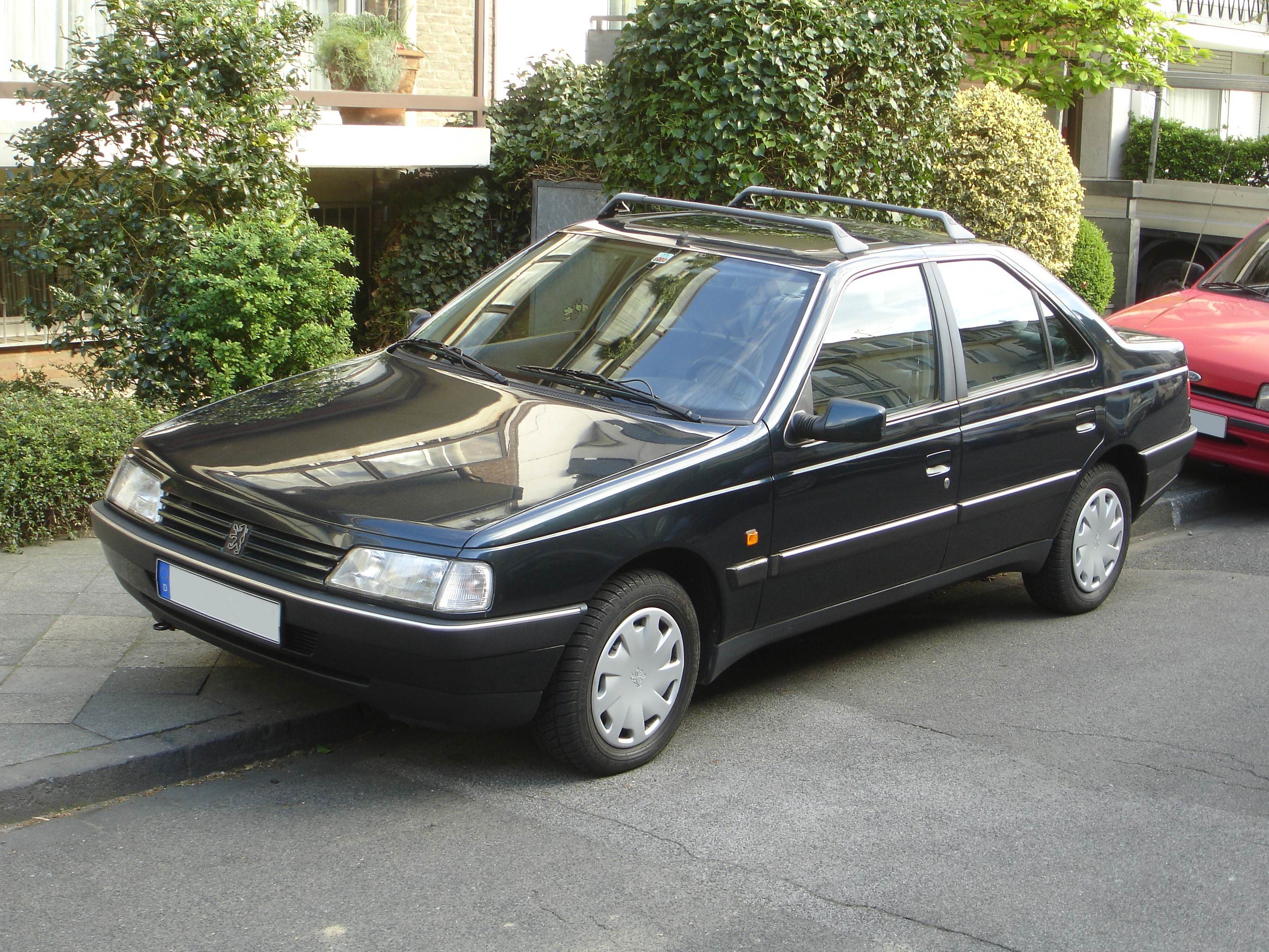 Description Peugeot-405-Limousine-Modell-1993.jpg