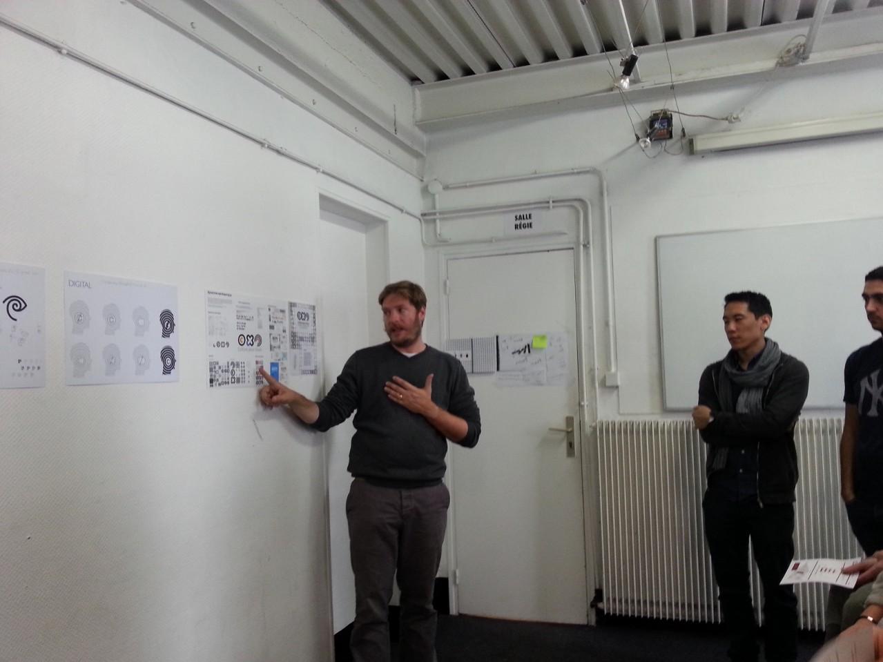 Benchmark à l'Atelier Hourdé - Jean-Philippe WMFr