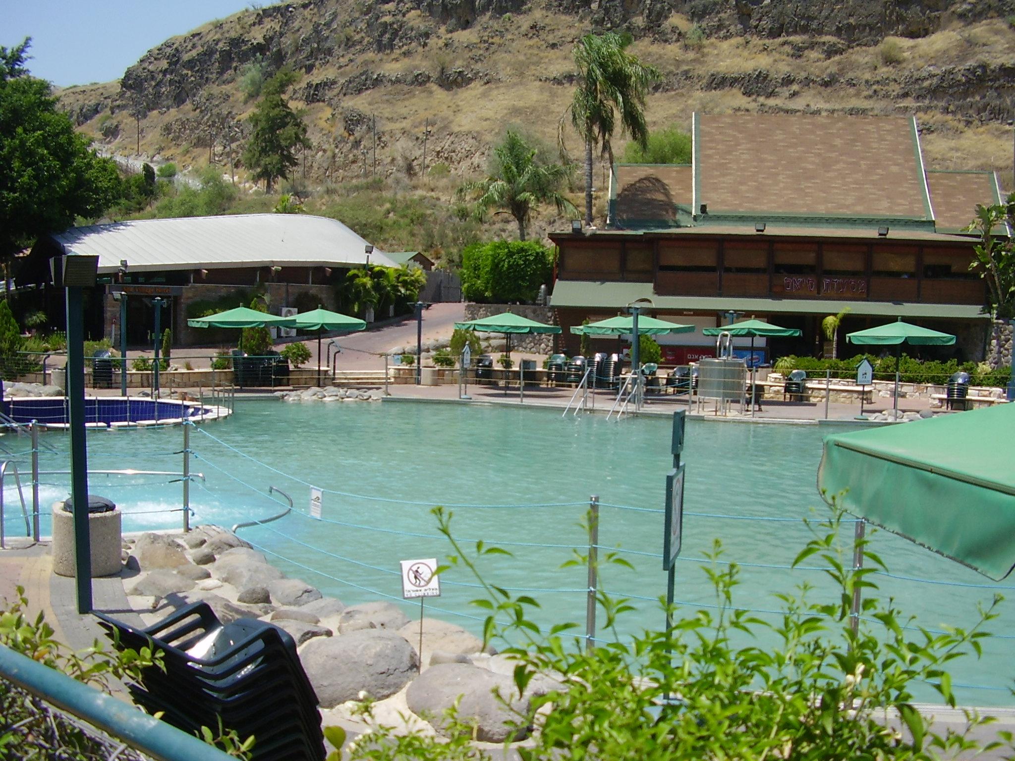 Spa Hotel Israel