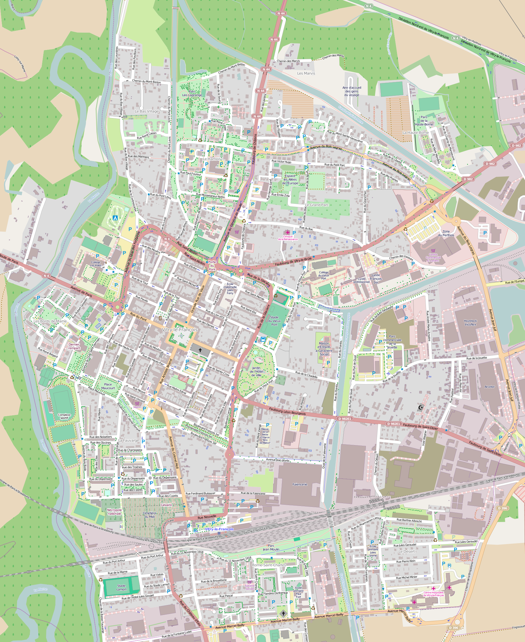 file plan de vitry le fran ois osm png wikimedia commons