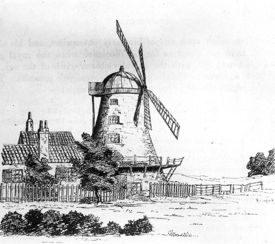 Plumstead Common Windmill  Wikipedia