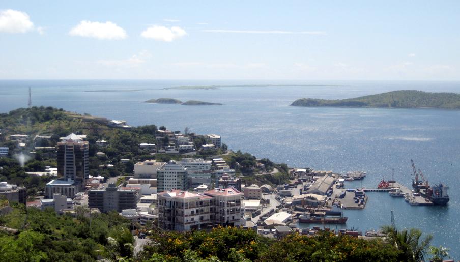 Port moresby wikipedia for La port news