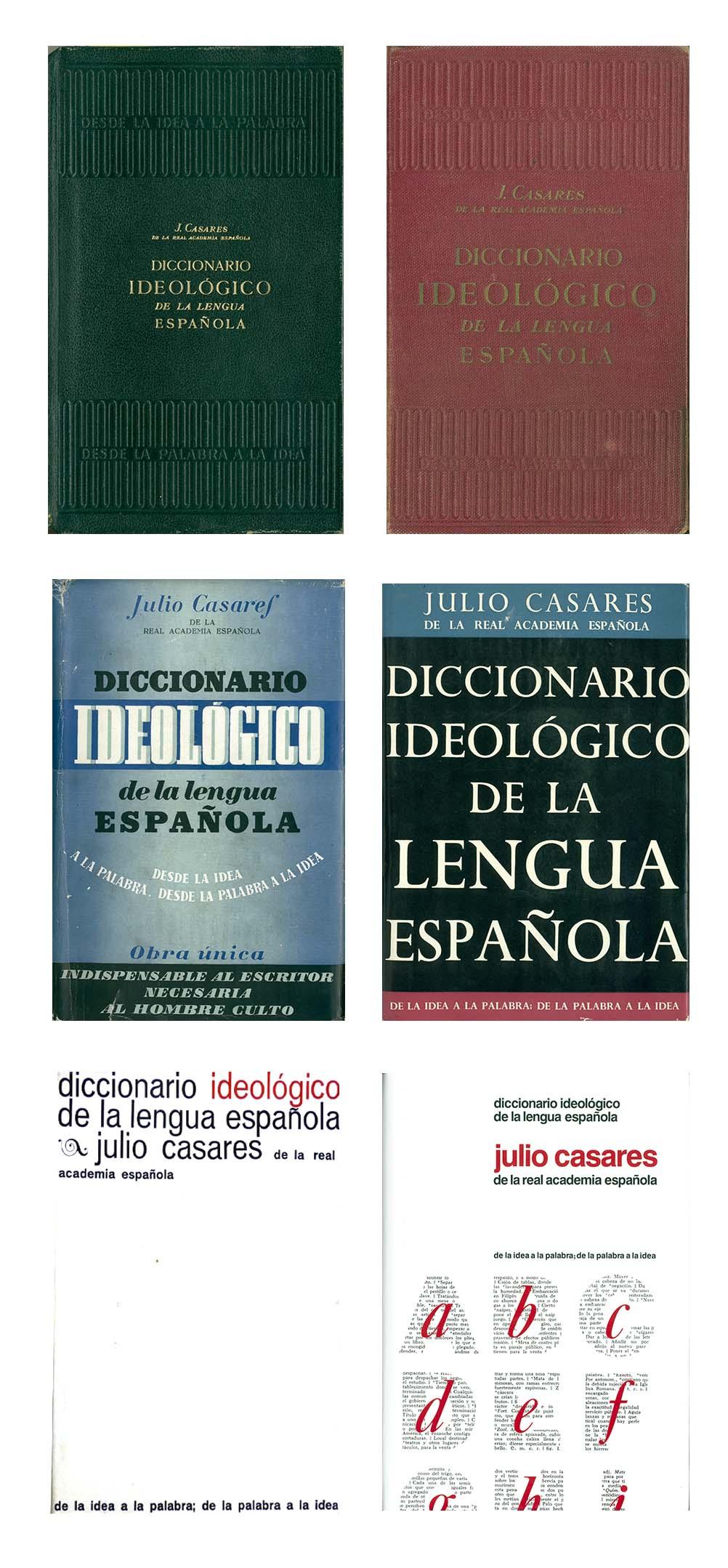 Diccionario Ideológico De La Lengua Española Wikipedia La