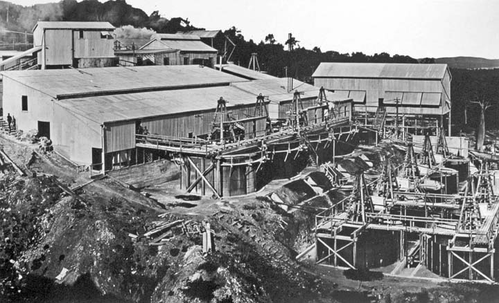 Red Hill Mine Tour