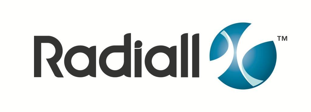 Logo de la Société Radiall