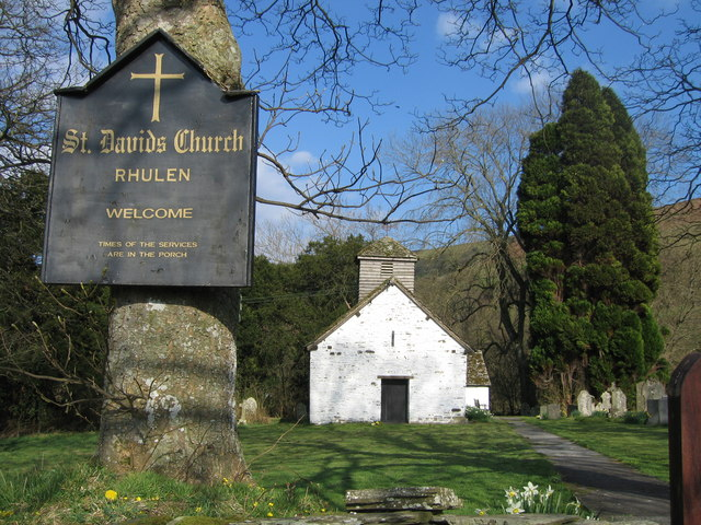 Rhulen Church
