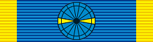 Datoteka:SWE Order of the Polar Star (after 1975) - Knight 1st Class BAR.png