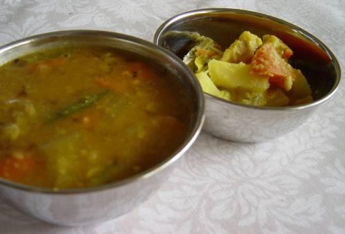 Cuisine of kerala for Avial indian cuisine