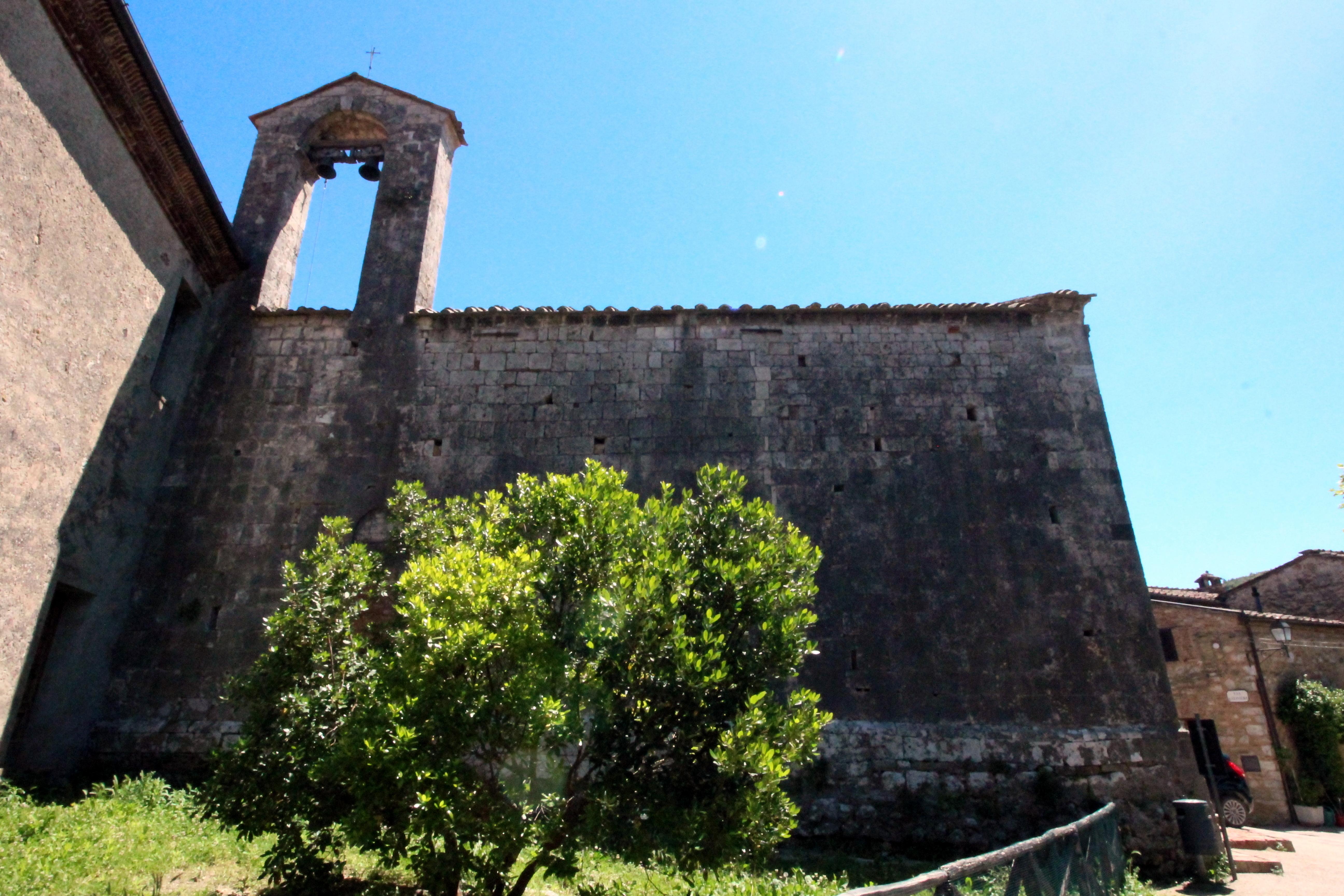Pieve di San Lorenzo a Merse