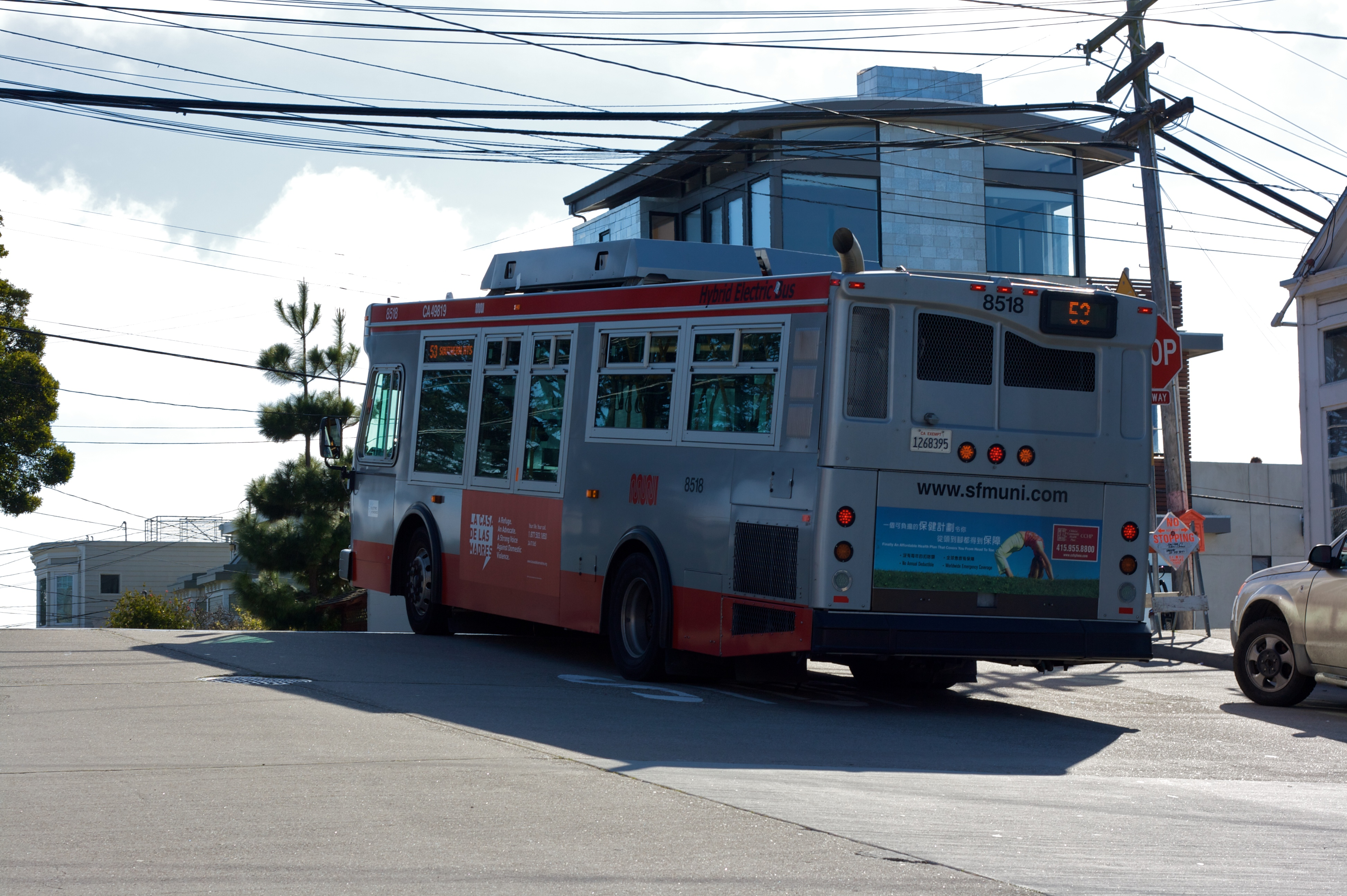 Muni Trolleys San Francisco File:san Francisco Muni Bus