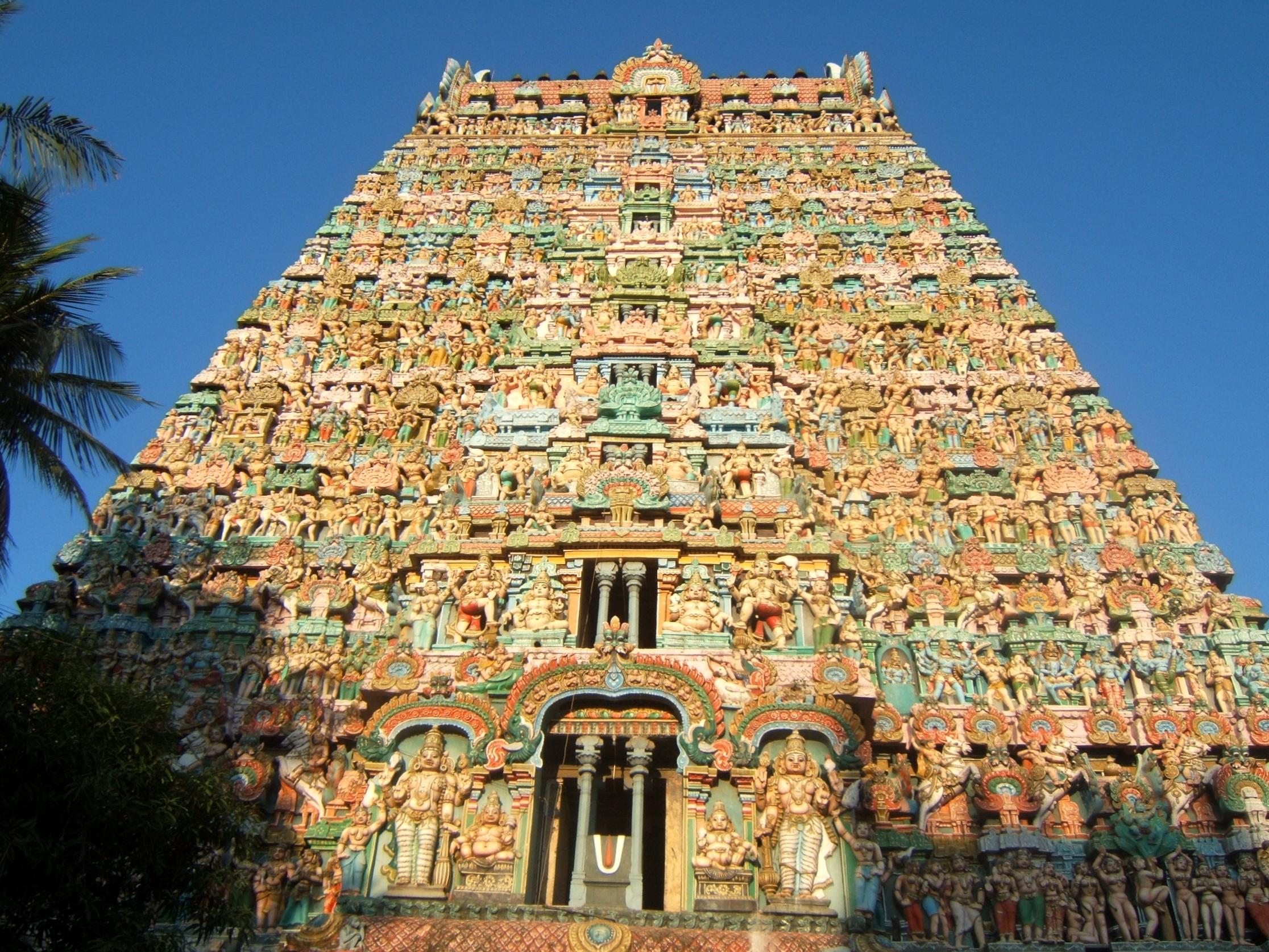 Файл:Sarangapani Vishnu temple Kumbakonam.JPG — Википедия