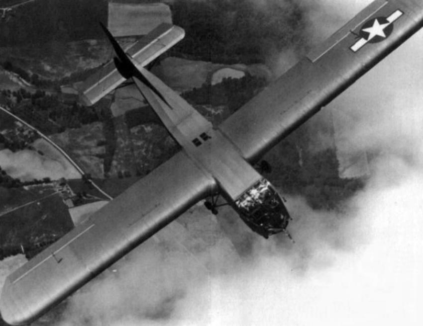 Description seconde-guerre-mondiale-planeur-waco-cg4a sml