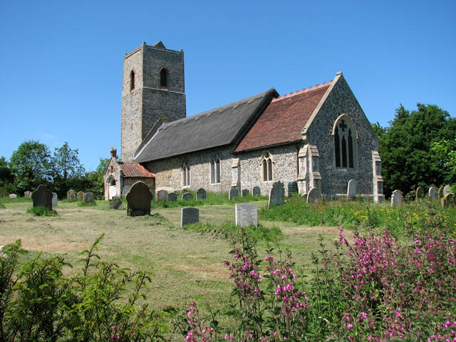 St Andrew's church - geograph.org.uk - 1329931