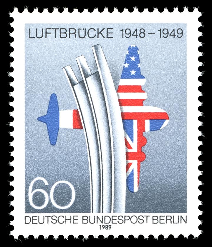 Briefmarken Jahrgang 1989 Der Deutschen Bundespost Berlin Wikiwand