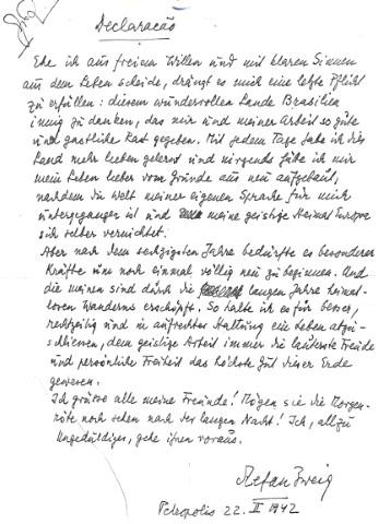 File:Stefan Zweig suicide letter.jpg