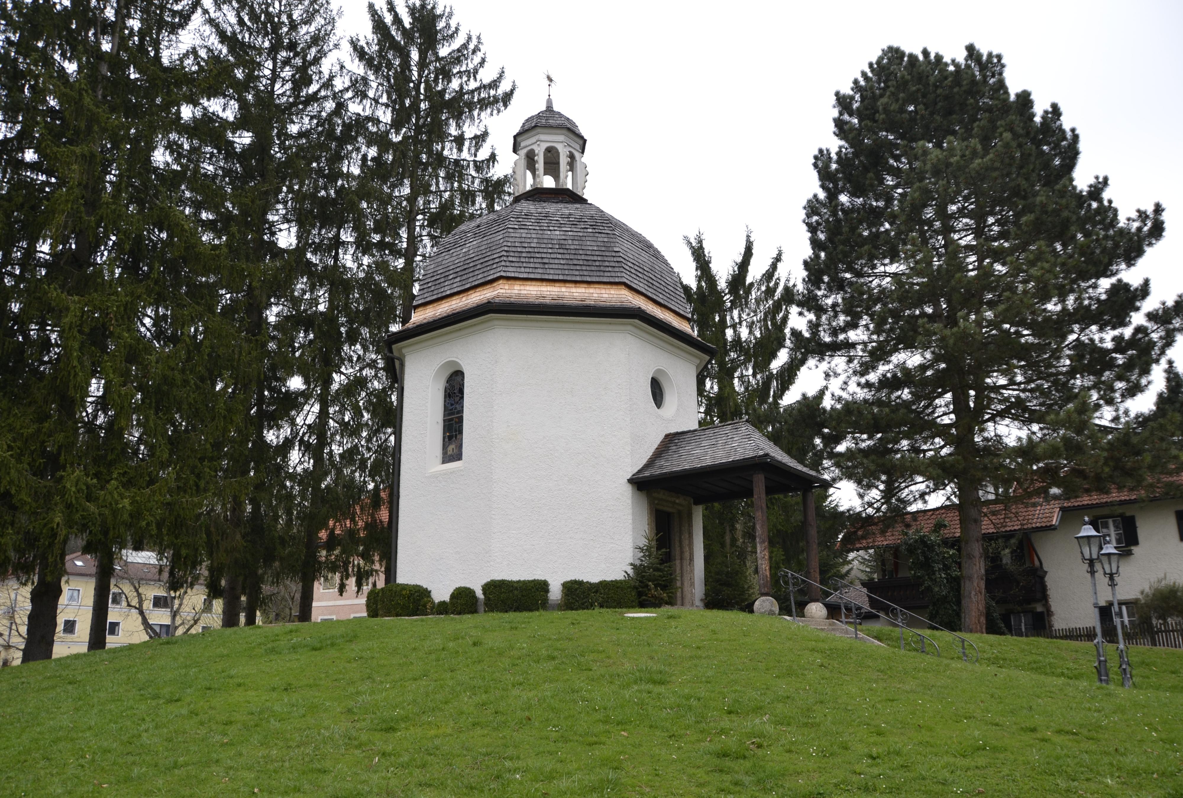 File Stille Nacht Kapelle Oberndorf Bei Salzburg Jpg