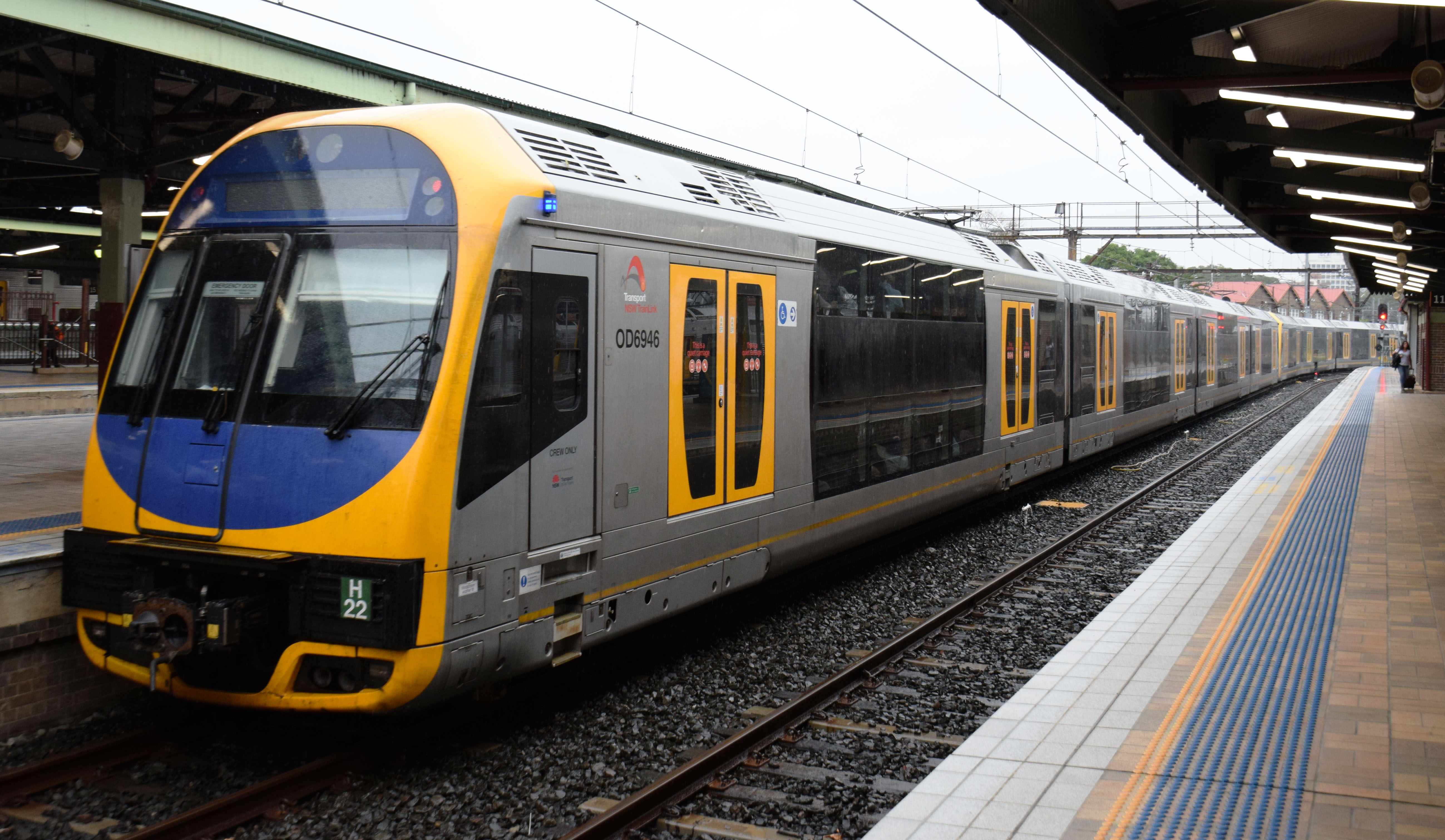 sydney trains - photo #9