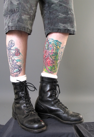 File:Tattoos by Martin Roberson of Lucky Stars Tattoo.jpg