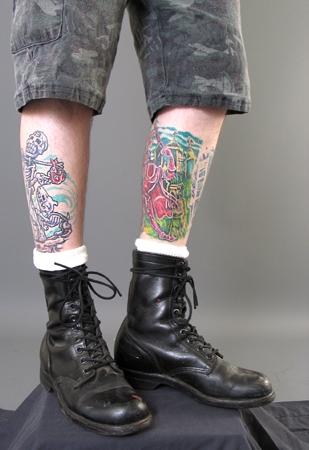 Татуировките в ММА