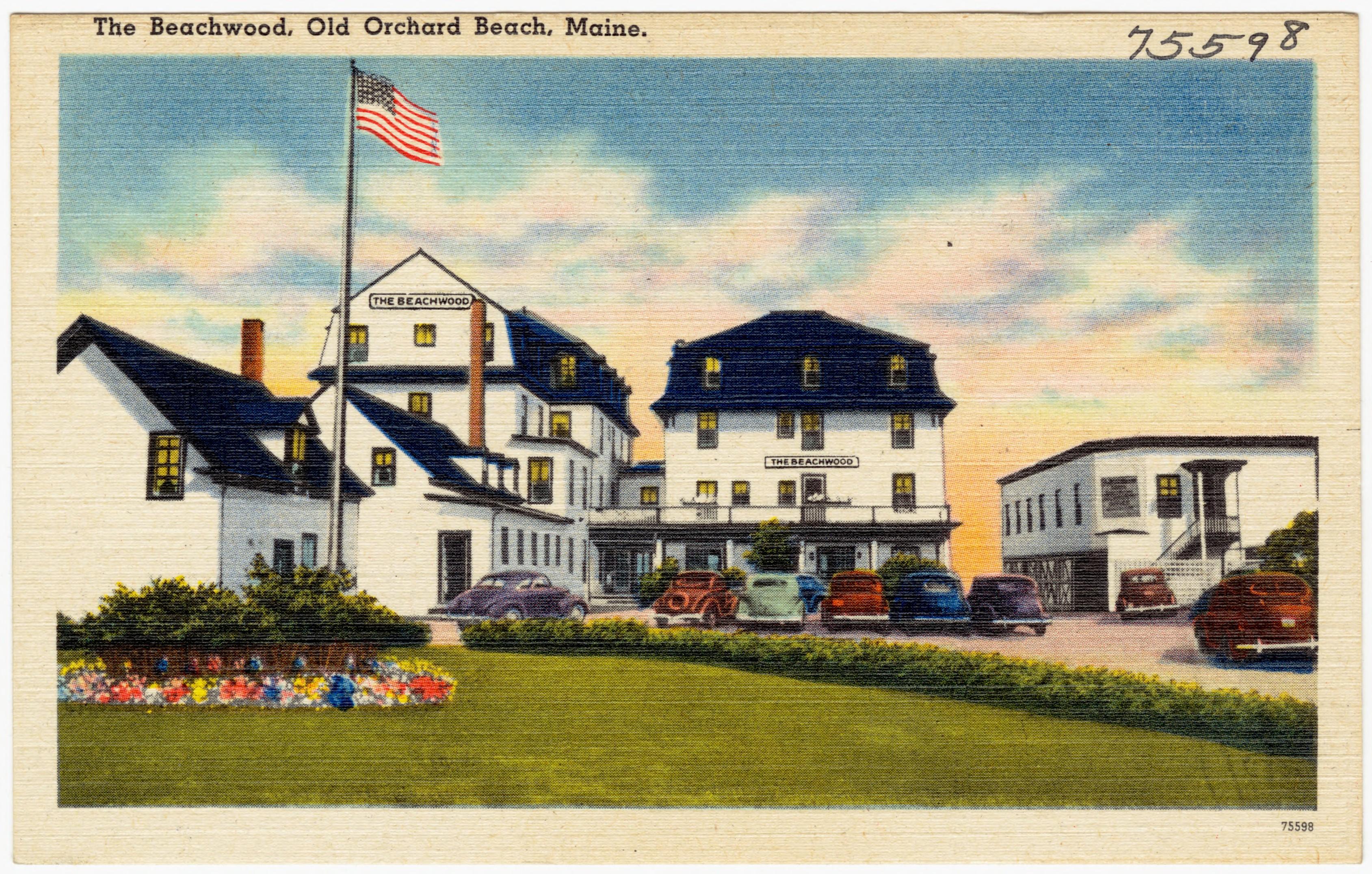 Old Orchard Beach Maine 75598 Jpg