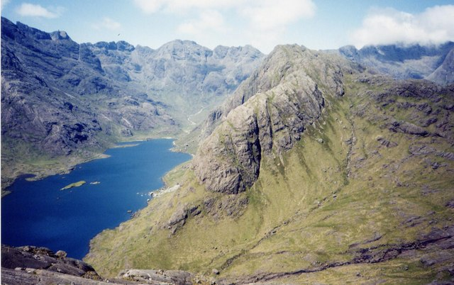 The Cuillin and Loch Coruisk - geograph.org.uk - 267213