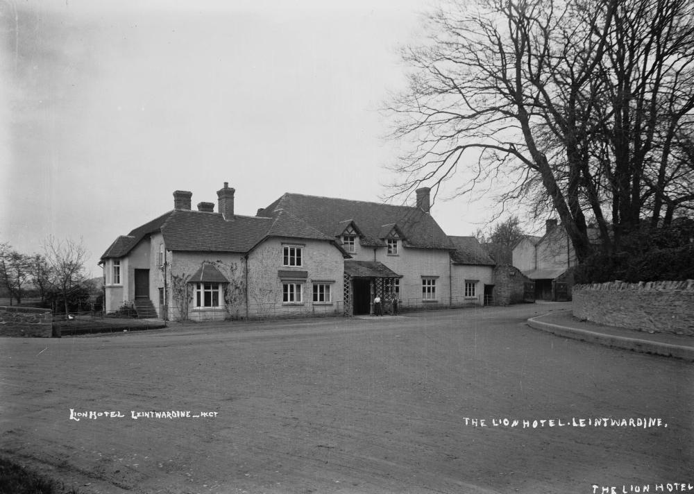 The Lion Hotel Leintwardine