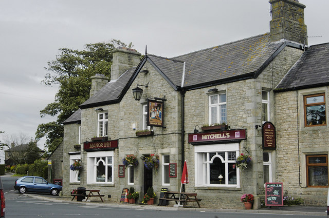 The Manor Inn, Cockerham - geograph.org.uk - 927046