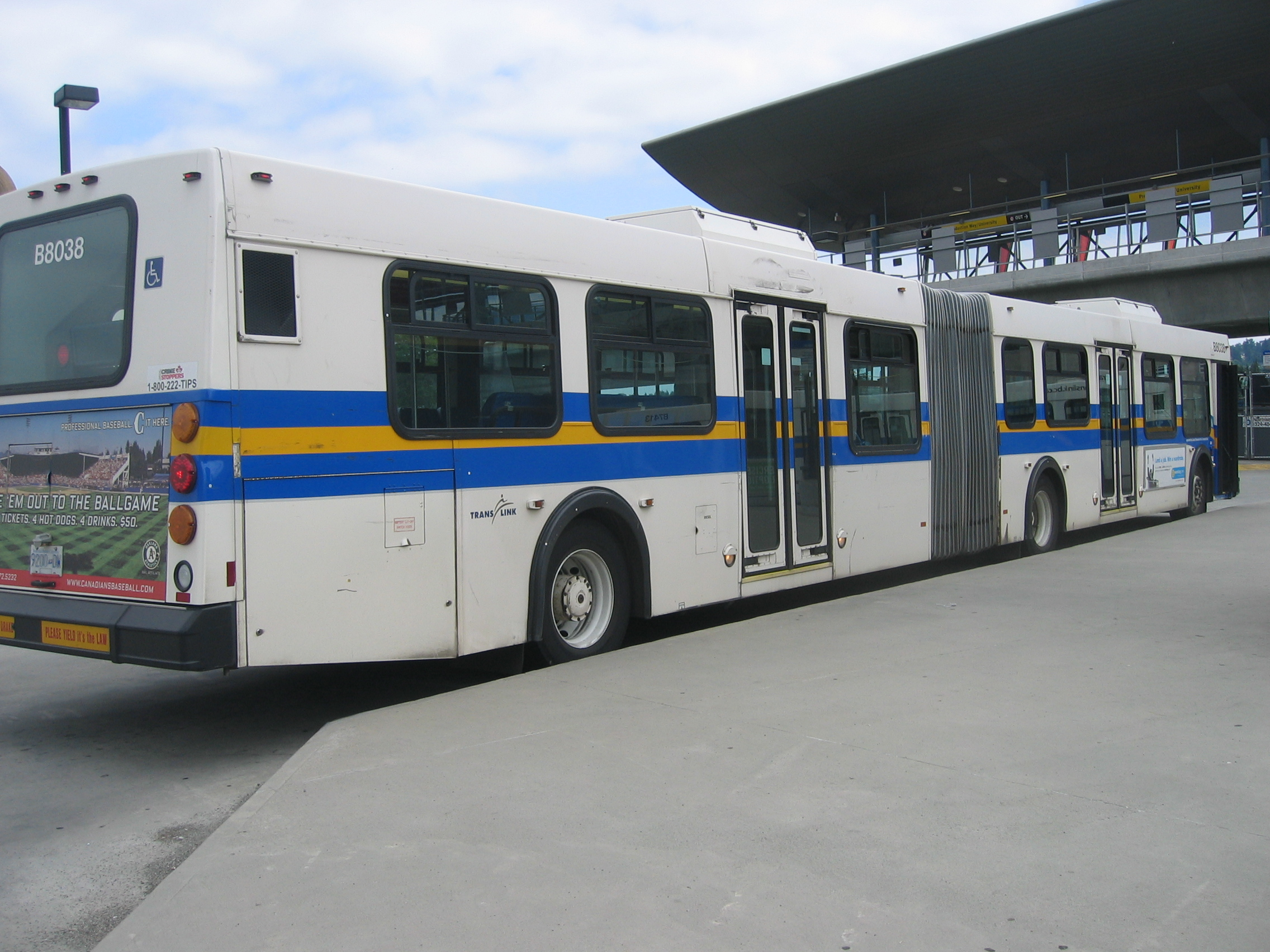 North vancouver translink-8077