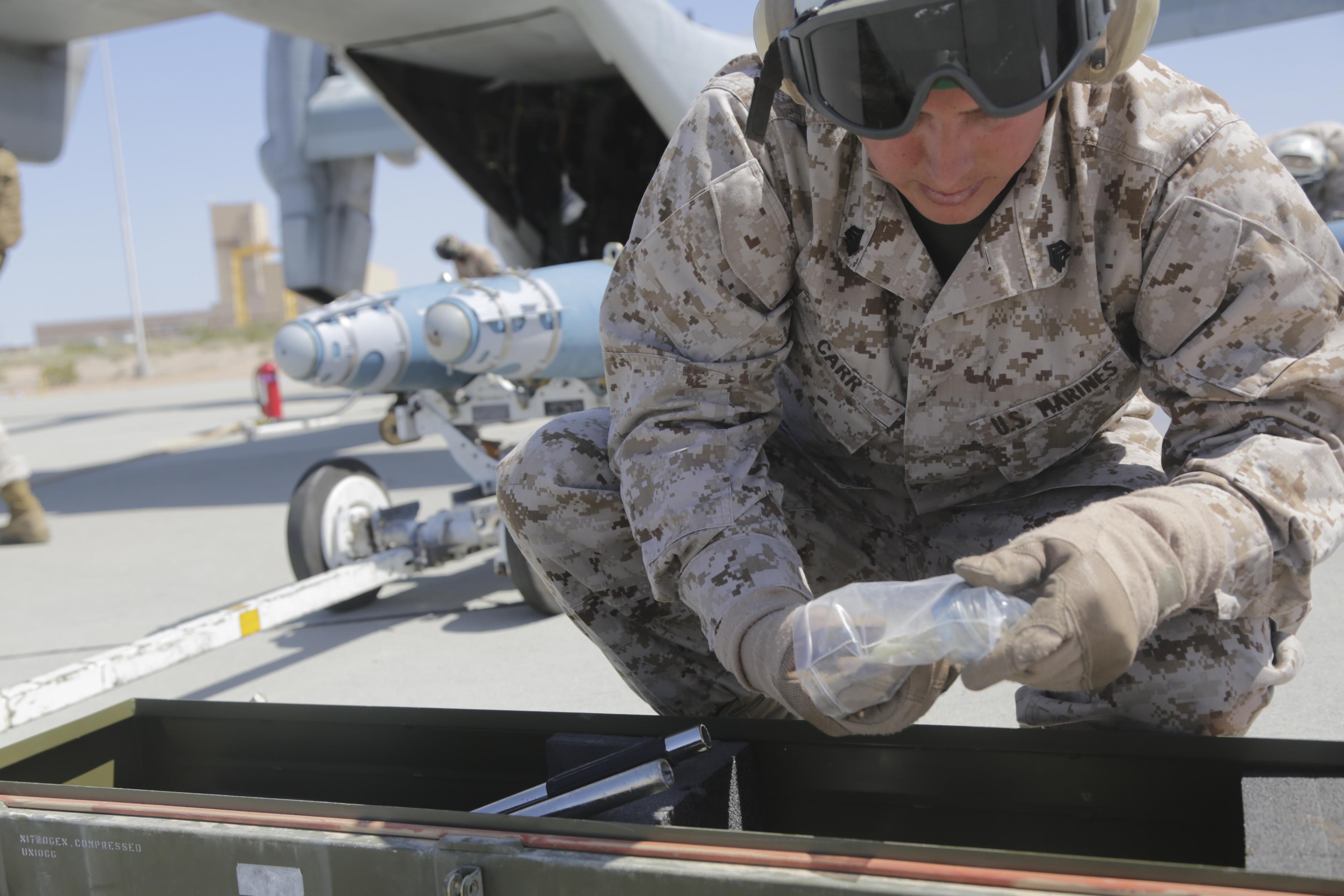 File:U.S. Marine Corps Sgt. James P. Carr, aviation ...