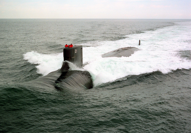 USS Seawolf (SSN-21) (21274044216).jpg