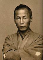 Retrato de Ueno Hikoma. Fuente: Wikipedia