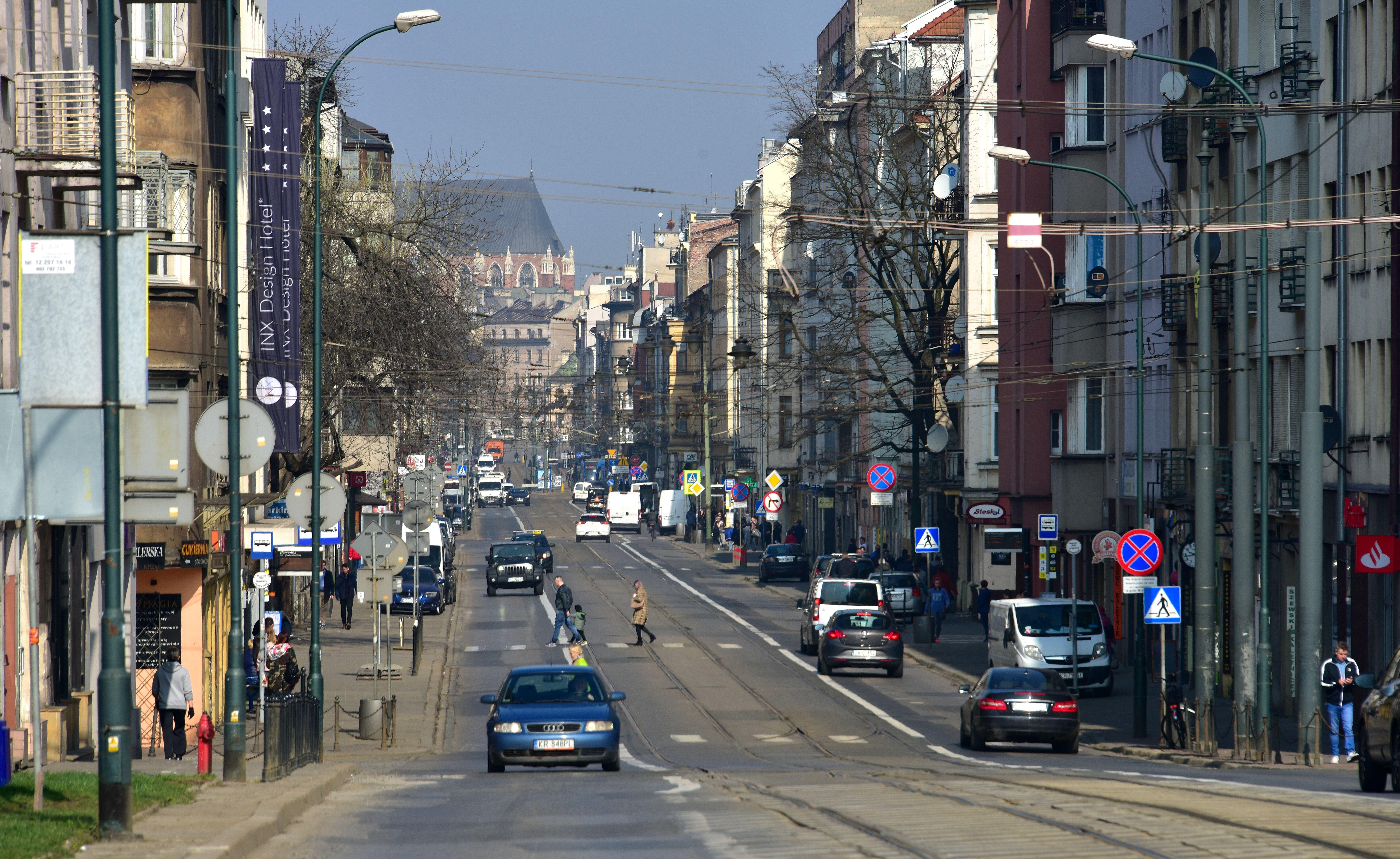 Ulica Starowislna W Krakowie Wikipedia Wolna Encyklopedia