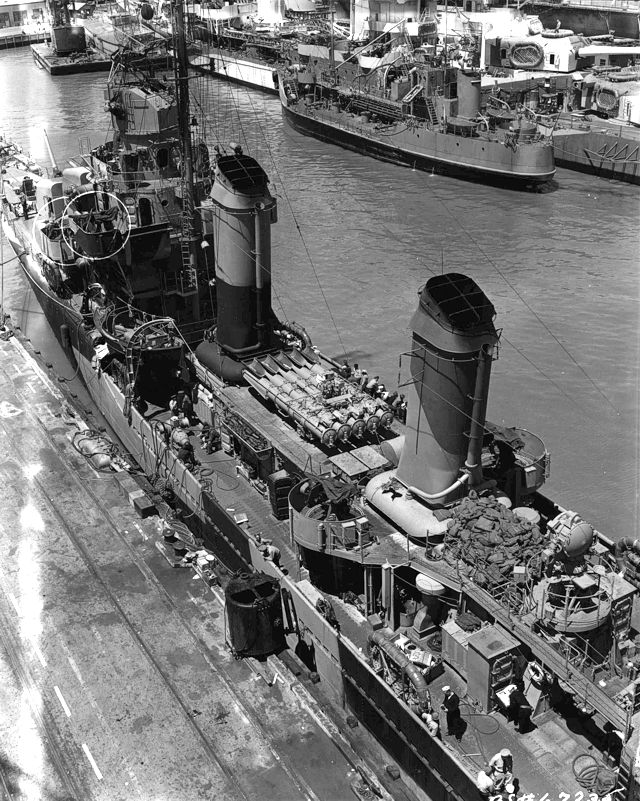 USS Selim E. Woodworth
