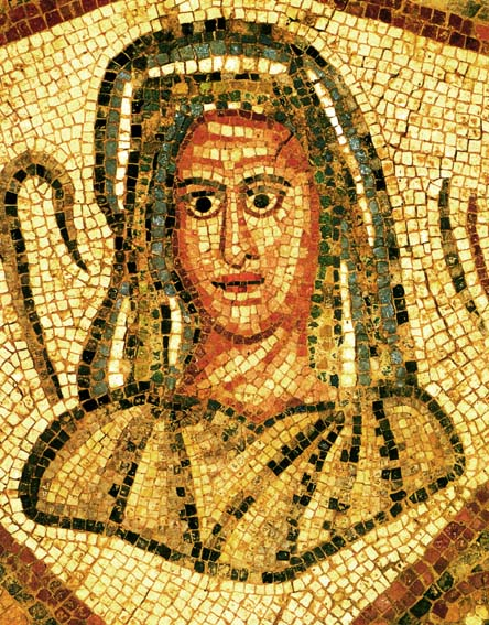 Arte griego y romano pintura romana for El mural de mosaicos
