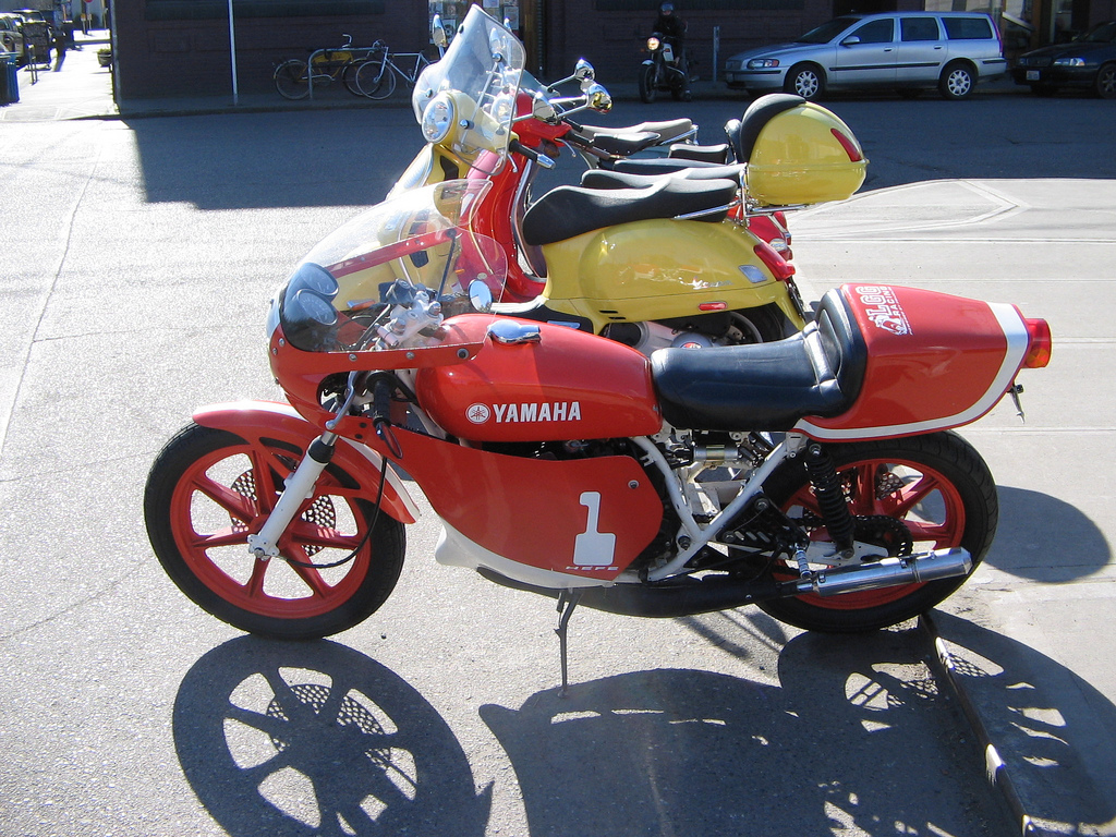 Yamaha Scooters St Louis