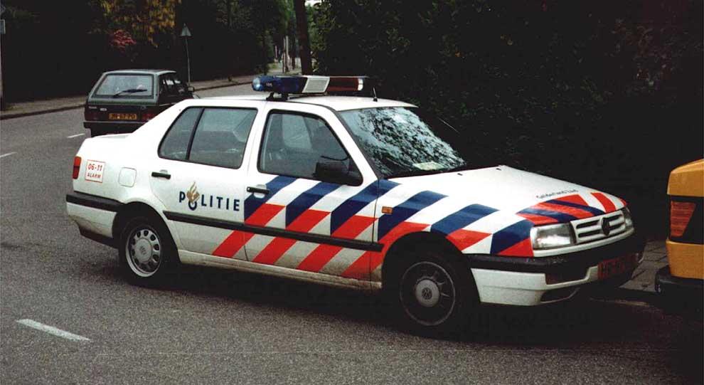 politieauto wikiwoordenboek