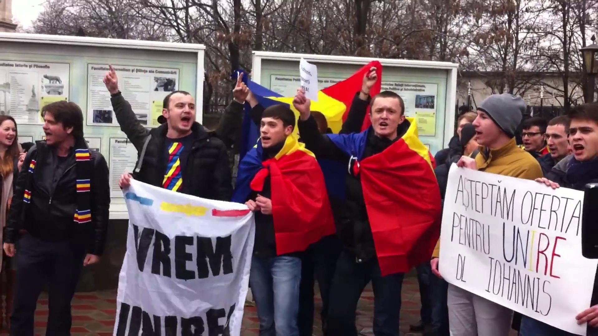 Unification of Romania and Moldova - Wikiwand