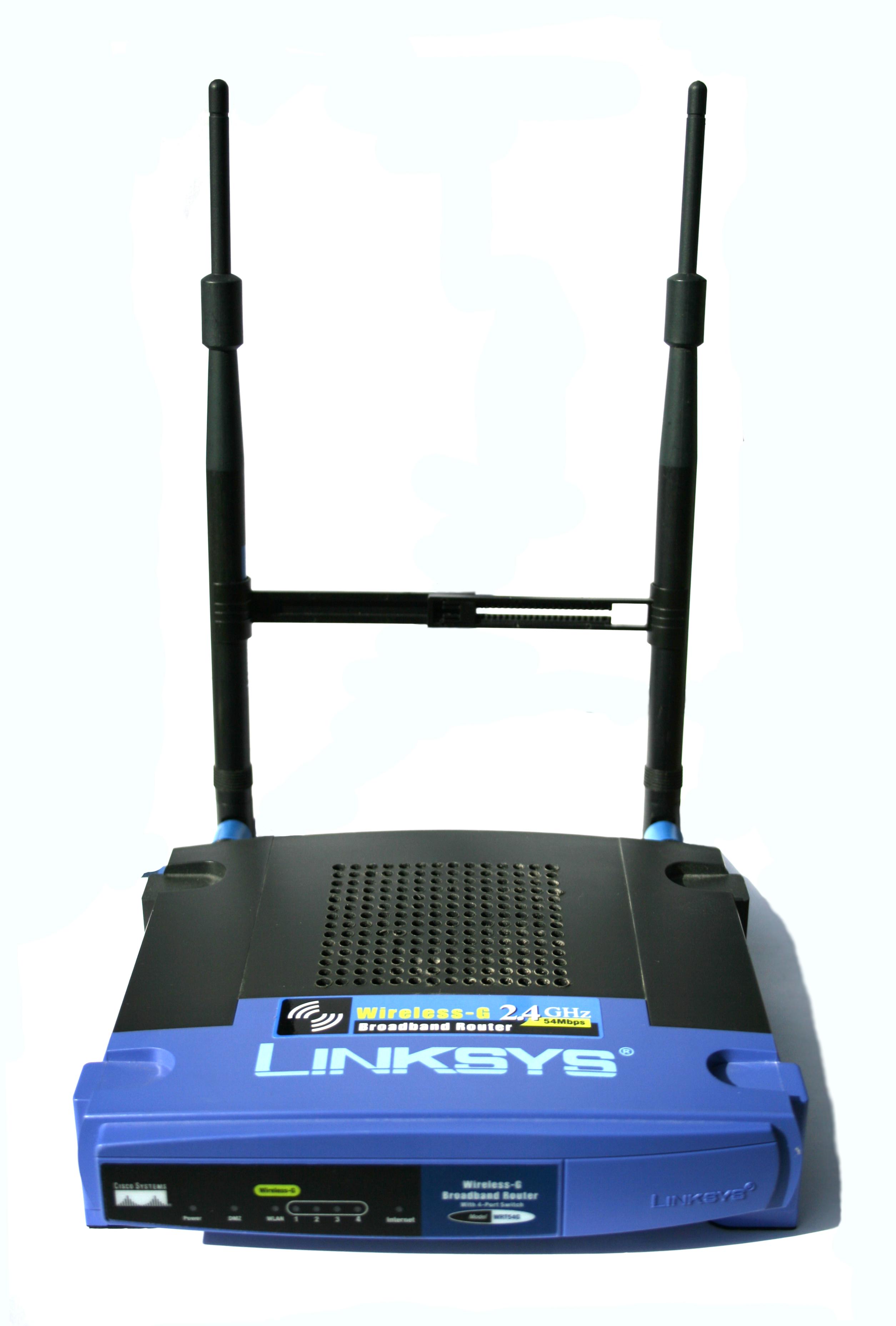 Antenna Router Dbi Router With 7 Dbi Antennas