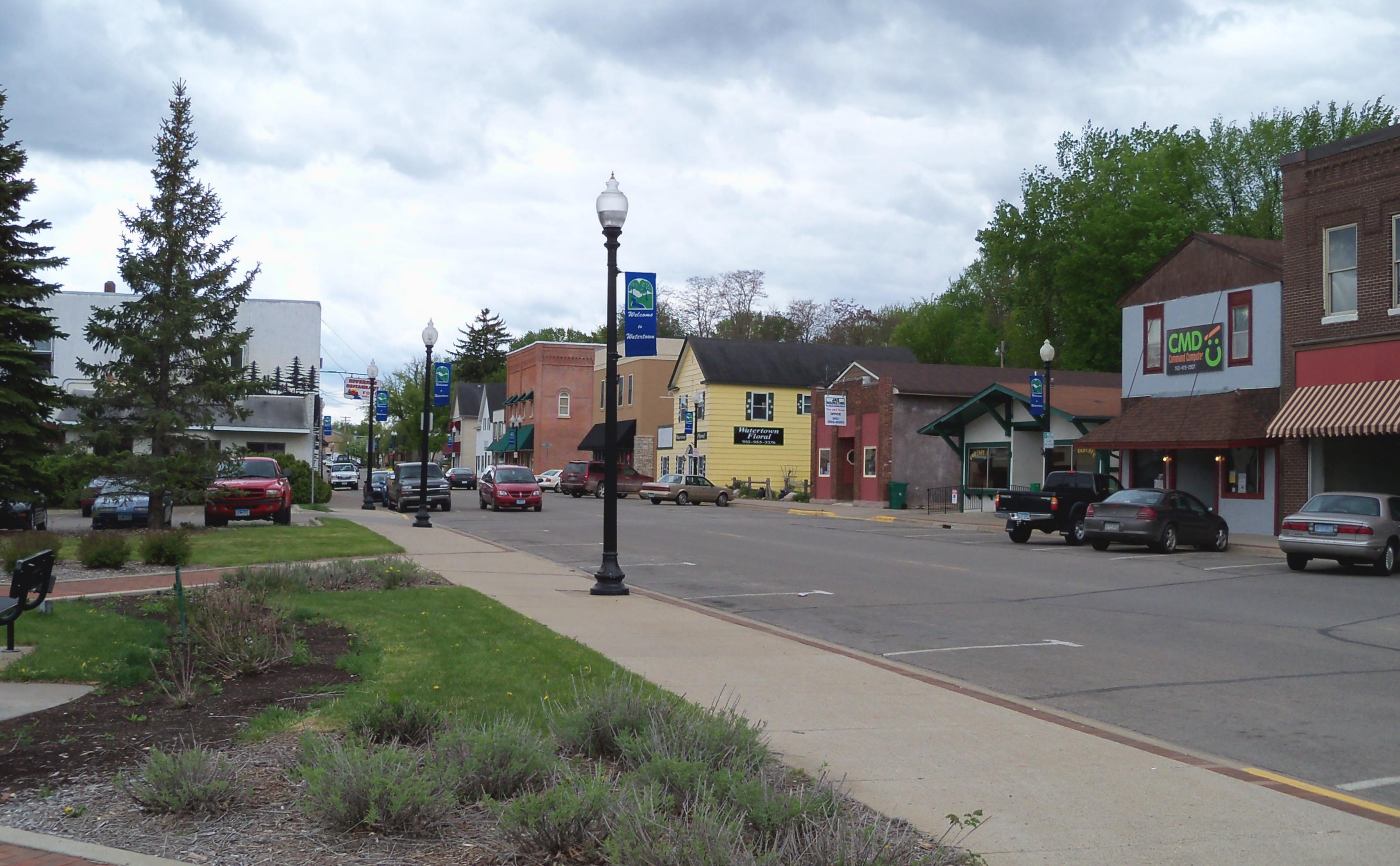 main road jobs watertown