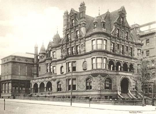 File Widener Mansion Broad Amp Girard Jpg Wikimedia Commons