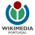 Fichier:Wikimedia Portugal logo 135px.png