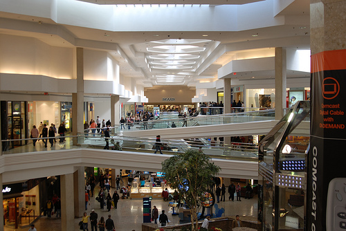 Fashion Fair Mall Shoe Stores