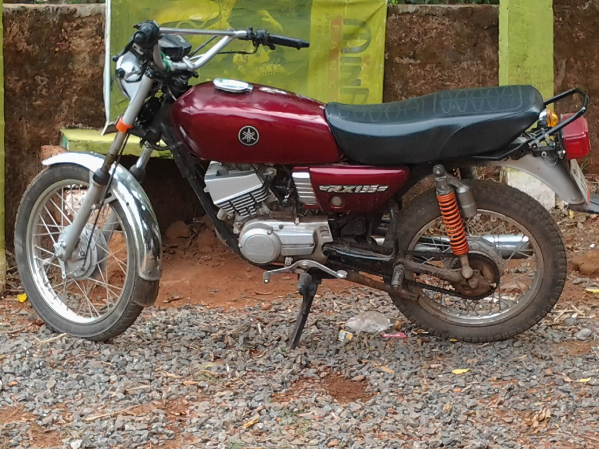 Yamaha Rx Cc