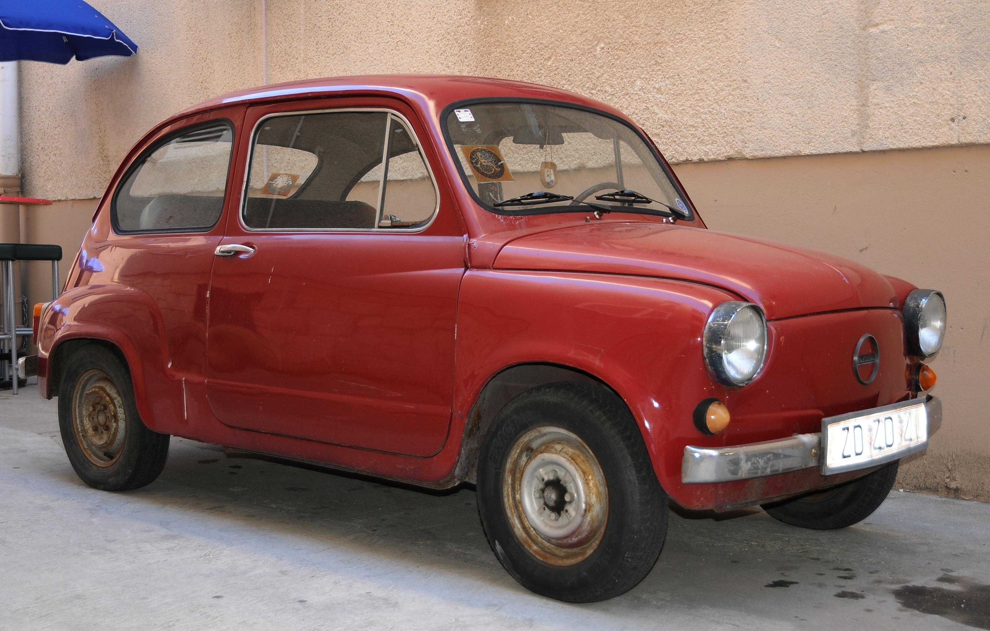 File:Zastava 850, Fiat 600 Lizenbau 1.JPG - Wikimedia Commons