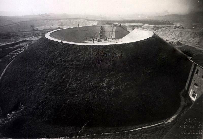 Badania archeologiczne na kopcu Krakusa