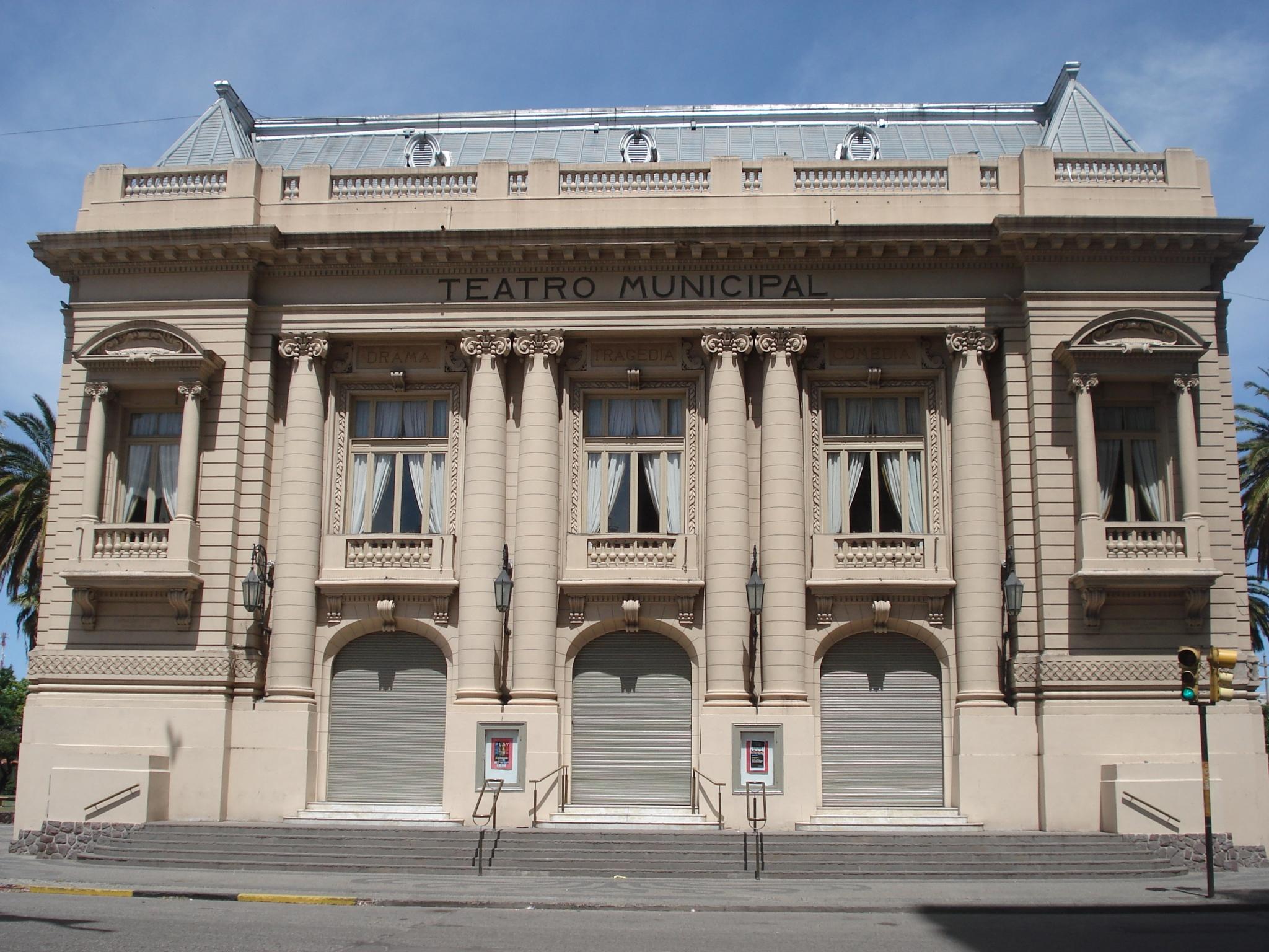 Teatro Municipal de Bahía Blanca