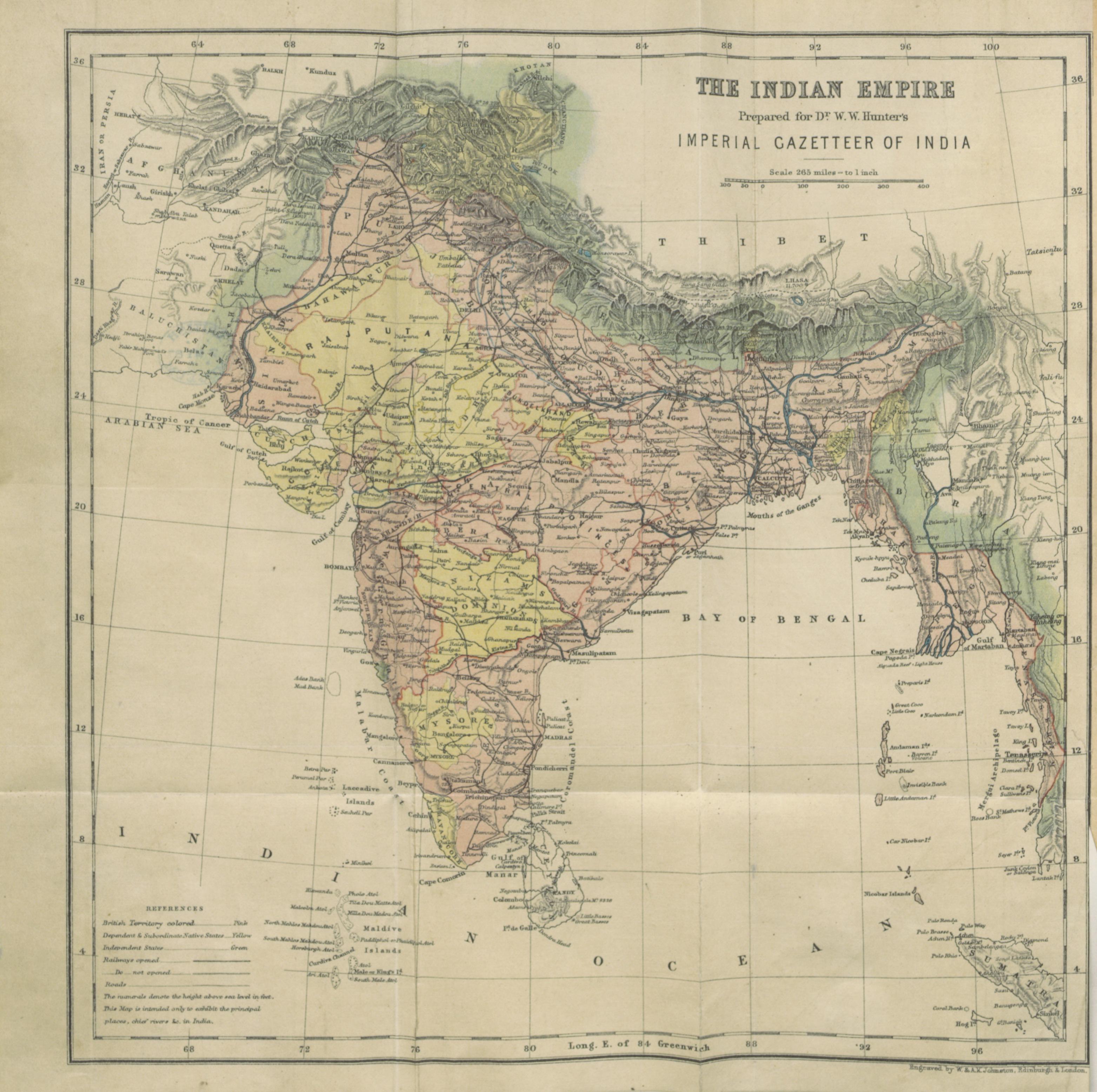 The Imperial Gazetteer of India. Volume VI