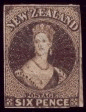 1855 Queen Victoria 6 pence brown.png