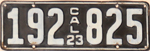 1923 California license plate2.jpg